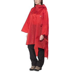 Tatonka Poncho 1 XS-S red